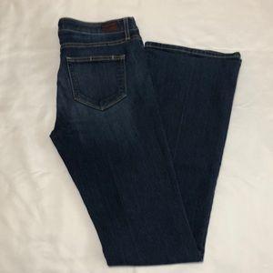 Paige Skyline Boot Cut Jeans Women's Size 27